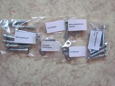 Simson Schraubensatz für Motor, Deckel und Gehäuse S51 und S70 V2A Imbus