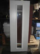 Haustür Füllung Haustürfüllung Türfüllung mit Glasfenster 657x1814x32 an Bastler