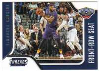 2016-17 Panini Threads Front-Row Seat Insert #10 DeMarcus Cousins