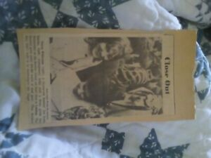 beatles Apple boutique shop giveaway newspaper clipping