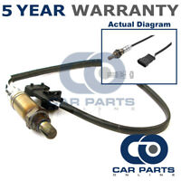 Front 4 Wire Oxygen O2 Lambda Sensor Direct Fit For Fiat Panda 1.1 1.2