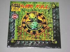 OVER KILL Horrorscope LP New Sealed Vinyl  Overkill SYEOR  Start Your Ear Off...