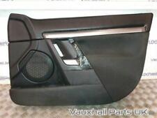 Vauxhall Vectra C SRi O/S/F Drivers Front Door Card 13195476 XXQS 65201