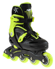 Inlineskates Skates Rollschuhe Kinder Inliner verstellbar Triskates Skate NJ0321