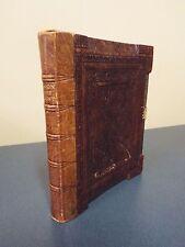 Magnificent Illuminated Manuscript - Circa 1890's - Sermon on the Mount/Bible