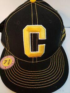 Judy Johnson Pittsburgh Crawfords NLBM Oh Trading Co Unisex Cap Black 7 5/8 New
