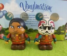 "Disney Vinylmation 3"" Park Set 1 Star Wars Rebels Ezra Bridger Variant Lot"