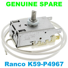 Buy hotpoint fridge and freezer parts and accessories ebay hotpoint rl10p rl10w rl11a fridge freezer thermostat ranco k59 p4967 c00261055 publicscrutiny Images