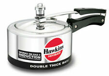 Hawkins H20 Hevibase Induction Base Pressure Cooker - 2 Ltr With Free Spare Part