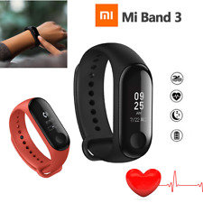 Original Xiaomi Mi Band 3 Fitness Pedometer Heart Rate Monitor Smart Watch GEN 3