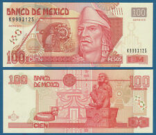 Mexique/Mexico 100 pesos 2008 unc p.118