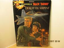 Buck Danny par Bergèse tome 49 La nuit du serpent EO 2000