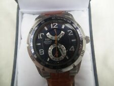Orient Automatic Watch With Power Reserve 100 Meters Water Resistant.