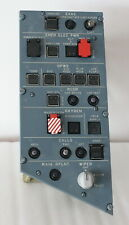 Aircraft Airbus A320 Cockpit Evac Emergency Control Panel