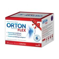 Orton Flex 30+4 sachets COLLAGEN GLUCOSAMINE CHONDROITIN VIT C, HEALTHY JOINTS