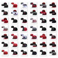 Embroidered Chicago Bulls NBA Baseball Cap Adjustable Snapback Basketball Hats