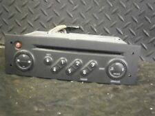 2005 RENAULT MEGANE 1.5 DCi 5DR RADIO CD PLAYER HEAD UNIT 8200483757