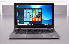 """512gb SSD Dell Inspiron 13 13.3"""" IPS FHD I7-7500u Touch 8gb 2 in 1 Laptop"""