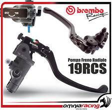 Brembo Racing Maîtres Cylindres de Frein Radial 19 RCS 19x20x18 - ref 110A26310