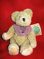 """Vintage Boyds Bears & Friends Archive Collection - BOSLEY - 9"""" jointed w/tag"""