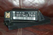 Mercedes Benz 300SL 500SL SL320 SL500 SL600 Genuine M Intermittent Wiper Relay
