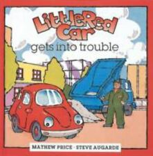 Mathew Price - Little Red Car Gets In Trouble (2000) - Used Rare
