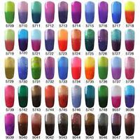Chameleon Thermal Colour Change UV LED Soak Off Gel Polish Nail Art 10ml