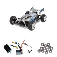 TAMIYA DUAL Ridge 1:10 4wd BUGGY tt-02b BRUSHLESS-EDITION + MAGAZZINO - 300058596bl