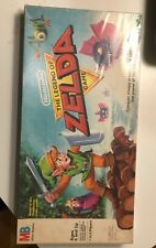 Legend of Zelda: Milton Bradley Board Game Nintendo