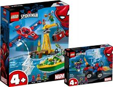 LEGO Super Heroes 76133 76134 Spider Man N12/18 NEU
