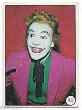 1967 Scanlens Batman BAT LAFFS (41) The Joker