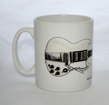 Guitar Mug. Keith Richards' 1964 Gibson SG Custom