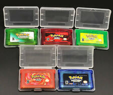 Pokemon Fan Advance Gameboy Cartridge Game Card For Nintendo NDSL/GBC/GBM/GBA/SP