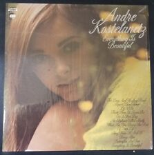 "Andre Kostelanetz ""Everything Is Beautiful"" 1970 LP, in Shrinkwrap C-30037"
