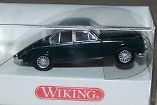 Wiking Jaguar MK II grün 1:87 HO H0 NEU