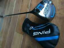 ping g series sft driver golf club, velocity shaft, midsize grip