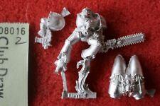 Games Workshop Warhammer 40k Chaos Space Marines Raptor Raptors Metal New Mint N