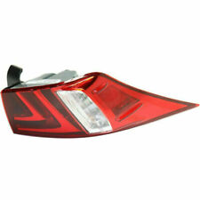 Tail Light Lamp For 2014-2015 Lexus IS250 Right Passenger Side Outer Taillamp
