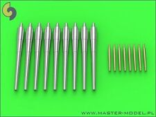 Master SM350075 1/350 USS Indianapolis CA-35 8-in & 5-in Barrels for Academy