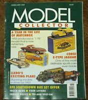 Model Collector February 1997 Lledo Britains RW Ziss Siku