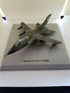 Metal ARMOUR DIECAST Tornado U.K. R.A.F. 1:100 Art. 5082