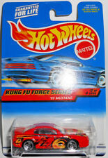 Hot Wheels 2000 Kung Fu Force Series '99 MUSTANG (Red) #034