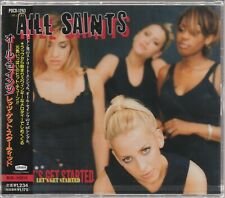 All Saints - Let's Get Started Maxi-Single Sample (Out Of Print) (S/S) POCD3012