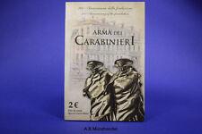 Italien 2014 - 2 Euro Coincard 200 Jahre Carabinieri