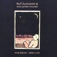 ROLF ZUCKOWSKI - STILLE NÄCHTE-HELLES LICHT  CD  12 TRACKS WEIHNACHTSLIEDER NEU