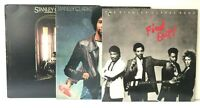 Stanley Clarke and Band Lot of 3 Vinyl Record Albums Modern Man STERLING Find