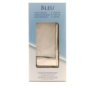 Gatco GC4713 Chrome Toilet Toilet Paper Holder From The Bleu Series