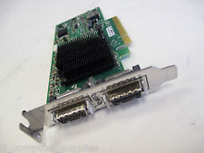Voltaire Infiniband PCI-E HCA500EX-D Dual-Port Low Profile Host Channel Adapter