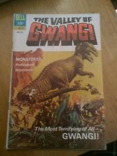 Dell Comic Book The Valley of Gwangi 1969