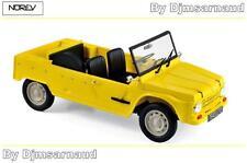 Citroën Méhari de 1983 Atacama Yellow NOREV - NO 181525 - Echelle 1/18